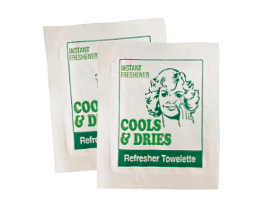 Refresher Towelettes Face Wet Wipes (1,000pcs)