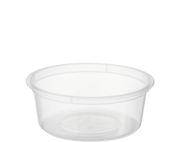 Small Round Takeaway Containers (70ml / 2oz)