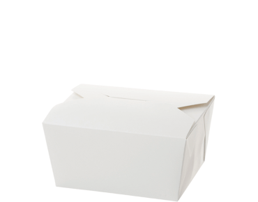 Meal Pails (Small #1 White) | Takeaway Food Box
