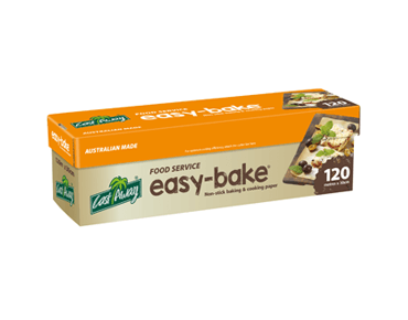 Easy-Bake® Non-Stick Baking & Cooking Paper Liner | 30cm x 120m