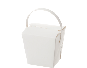 Takeaway Box with Handles (8oz)