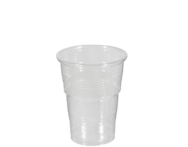 Costwise® Clear Plastic Cups (285ml)