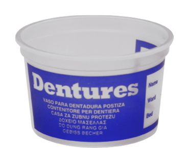 Clear Plastic Cups for Medical & Dentall