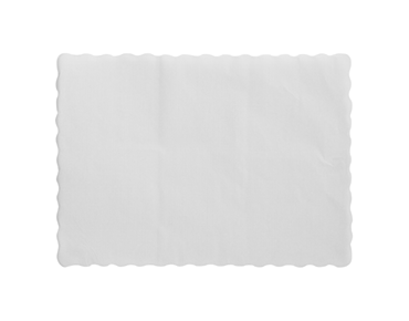 Parego® Small Tray Mat, Scalloped Edge (300 x 430 mm)