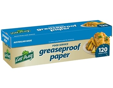 Greaseproof Paper Roll Dispenser Pack (30cm wide)
